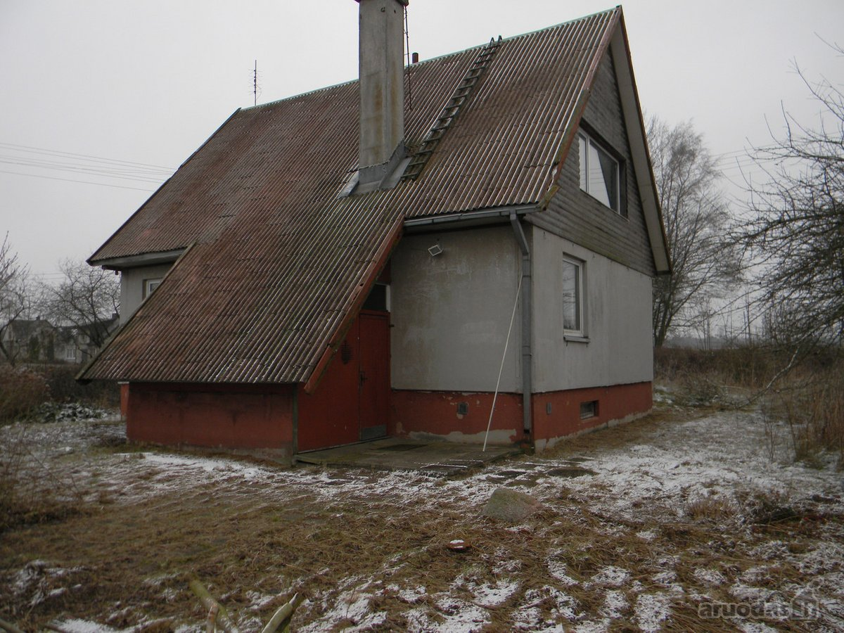 Kalvarijos sav., Tarprubežių k., Alytaus g., blokinis namas