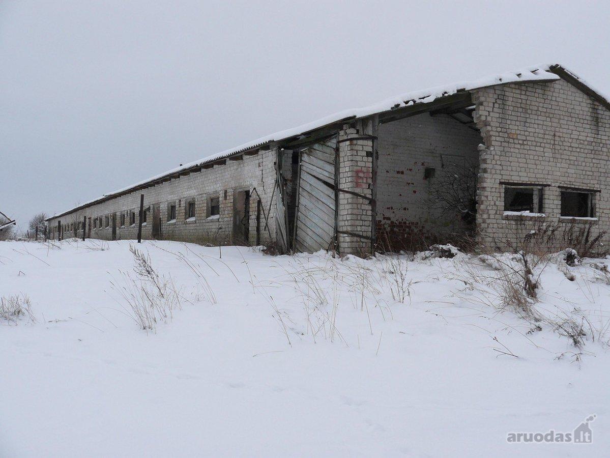 Elektrėnų sav., Pakalniškių k., Mokyklos g., sandėliavimo, gamybinės paskirties patalpos