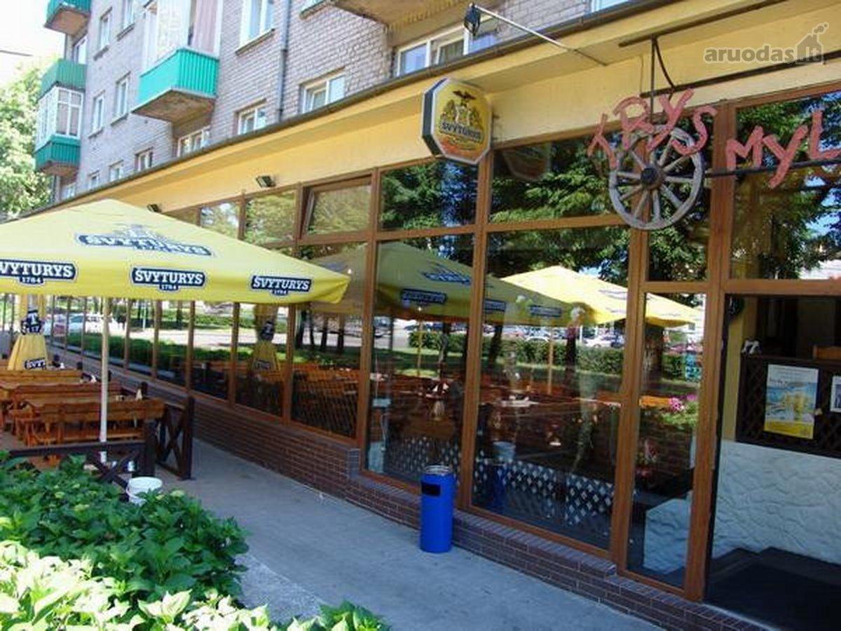 Klaipėda, Vėtrungė, Taikos pr., biuro, prekybinės, maitinimo paskirties patalpos