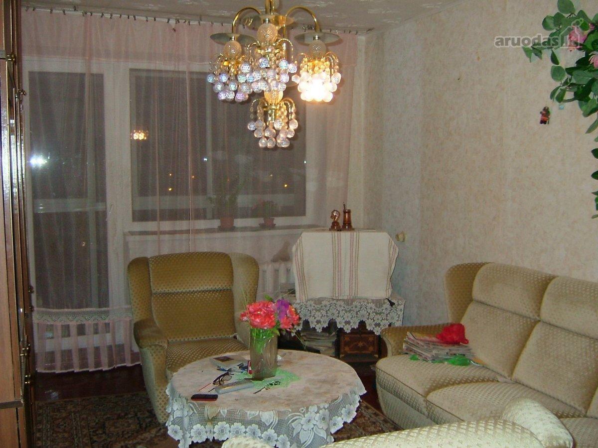 Jonavos m., J. Ralio g., 2 kambarių butas