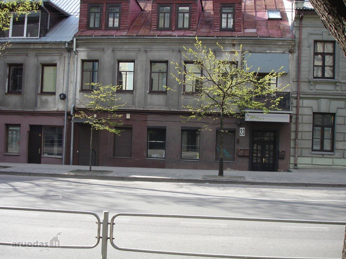 Kaunas, Centras, E. Ožeškienės g., biuro, prekybinės, paslaugų, sandėliavimo, gamybinės, maitinimo, kita paskirties patalpos