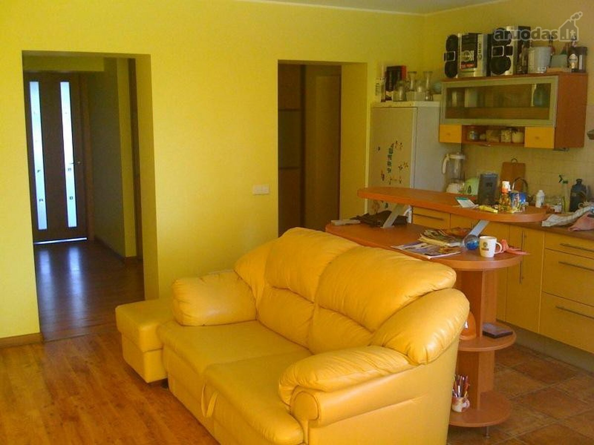 Vilnius, Šiaurės miestelis, Minties g., 3 kambarių buto nuoma