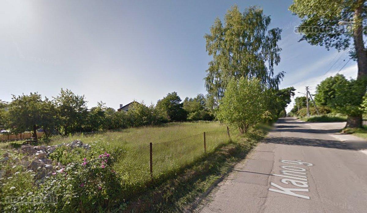 Vilnius, Antakalnis, Kalno g., namų valdos, daugiabučių statybos paskirties sklypas