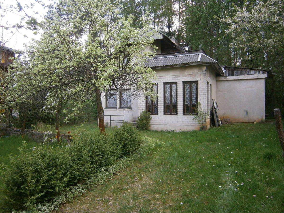 Kauno r. sav., Drąseikių k., Vakarinė g., mūrinis sodo namas
