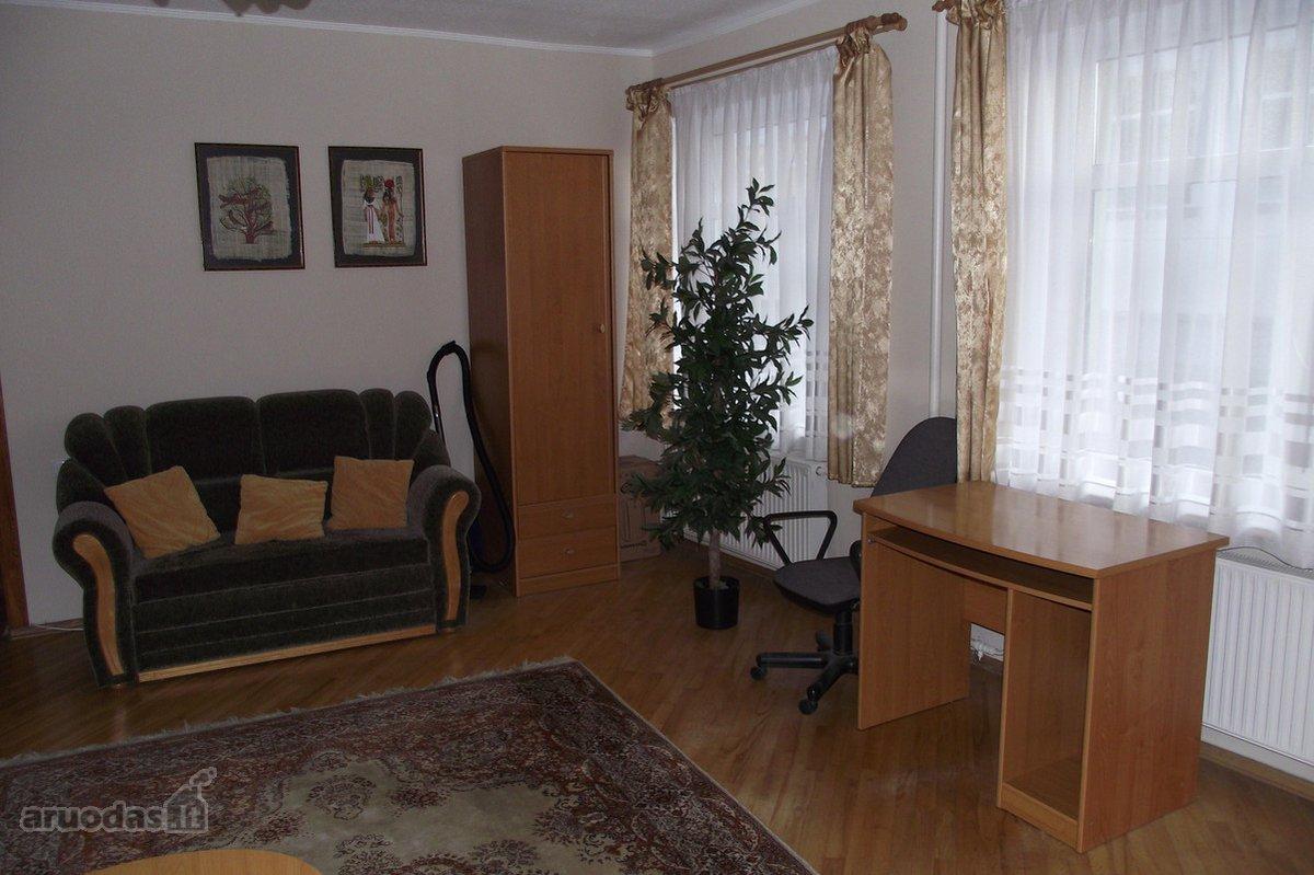 Klaipėda, Senamiestis, Tiltų g., 1 kambario buto nuoma