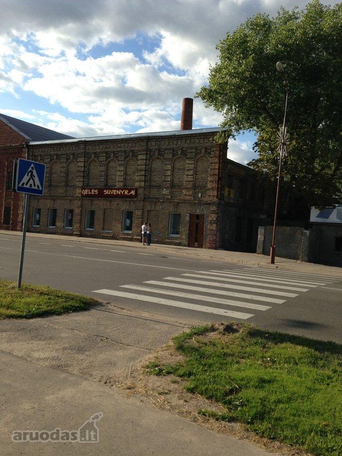 Šiauliai, Centras, Vilniaus g., biuro, prekybinės, sandėliavimo paskirties patalpos