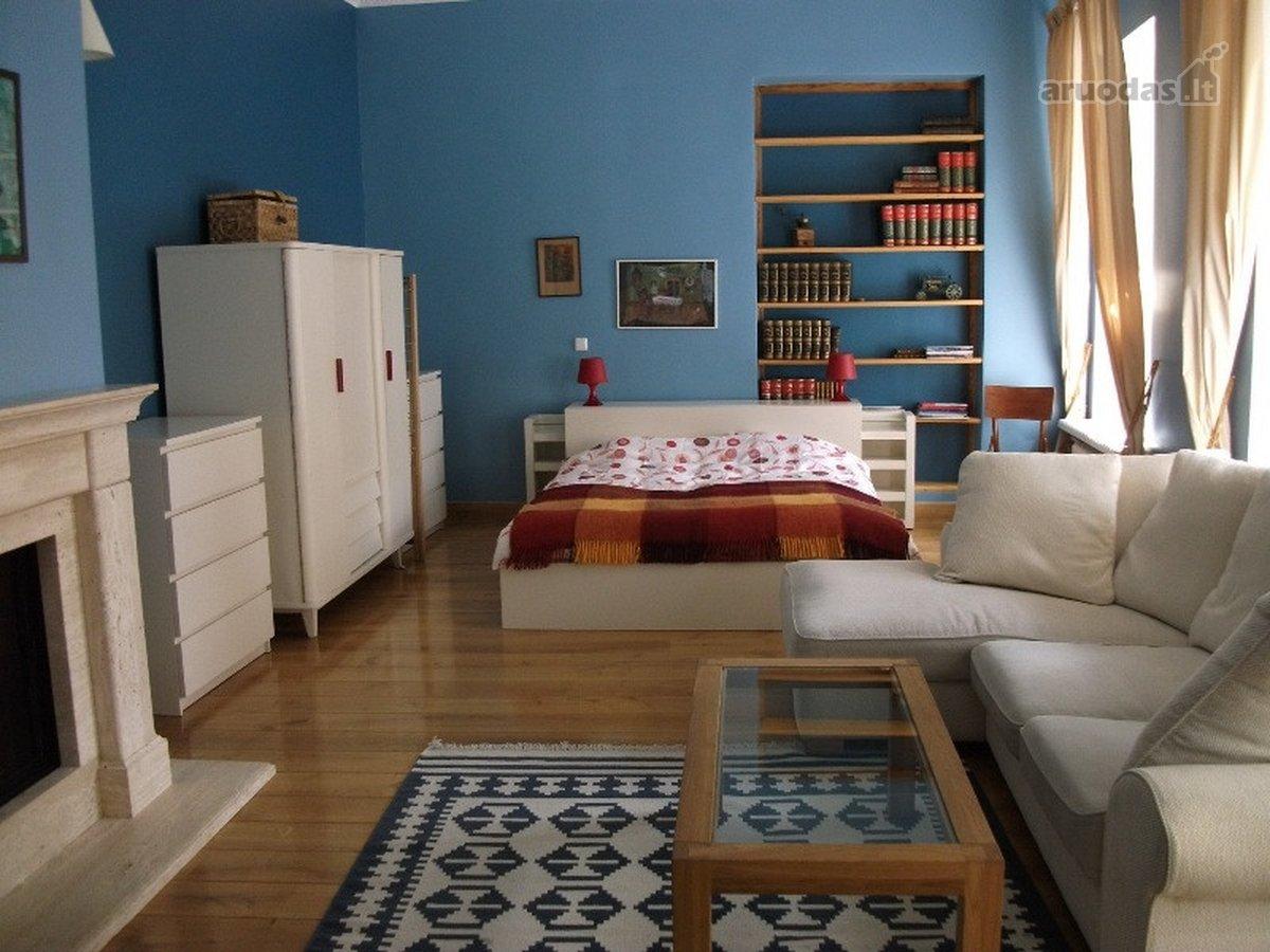 Vilnius, Senamiestis, Didžioji g., 1 kambario buto nuoma