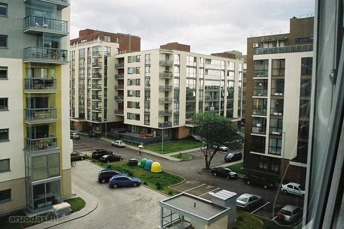 Vilnius, Visoriai, Jono Kairiūkščio g., 1 kambario buto nuoma