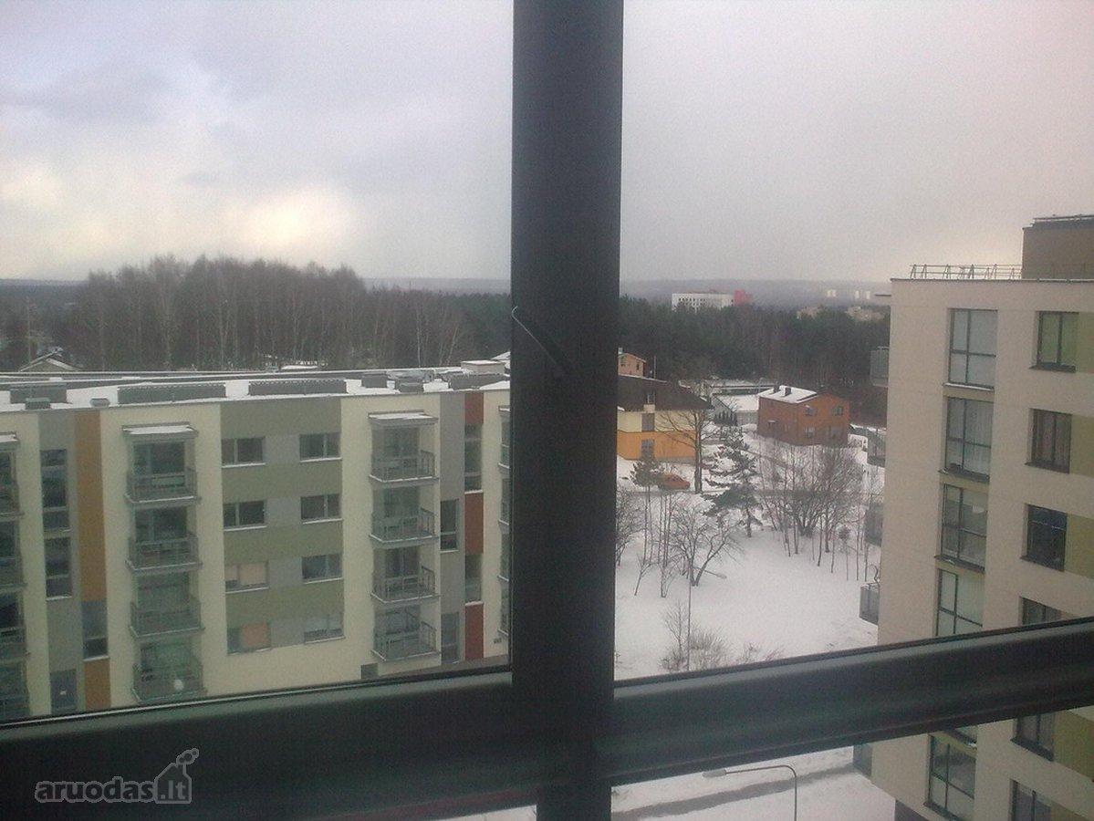 Vilnius, Bajorai, Fizikų g., 2 kambarių buto nuoma