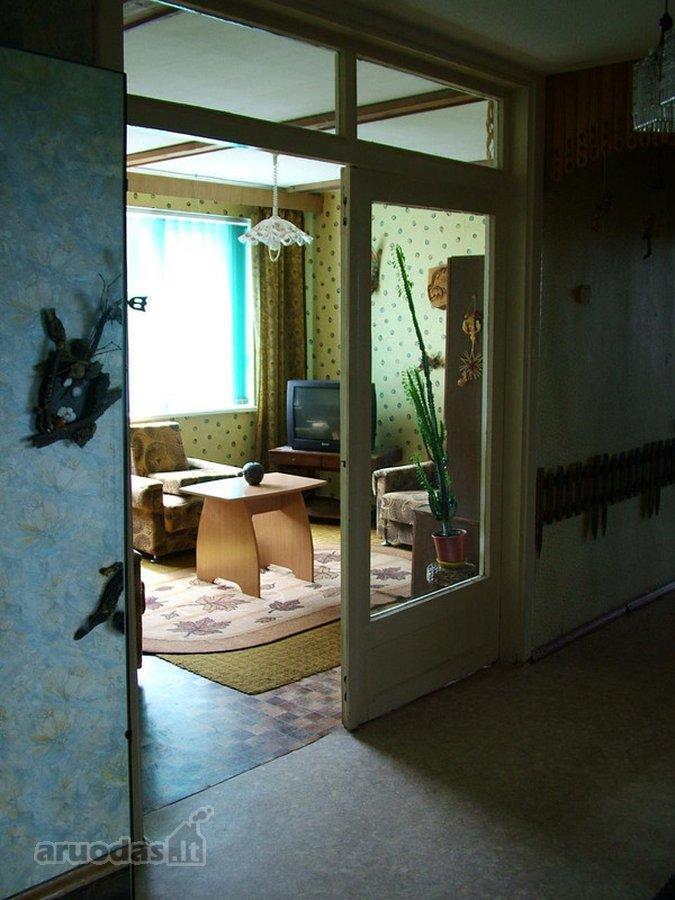 Šiauliai, Centras, Tilžės g., 3 kambarių buto nuoma