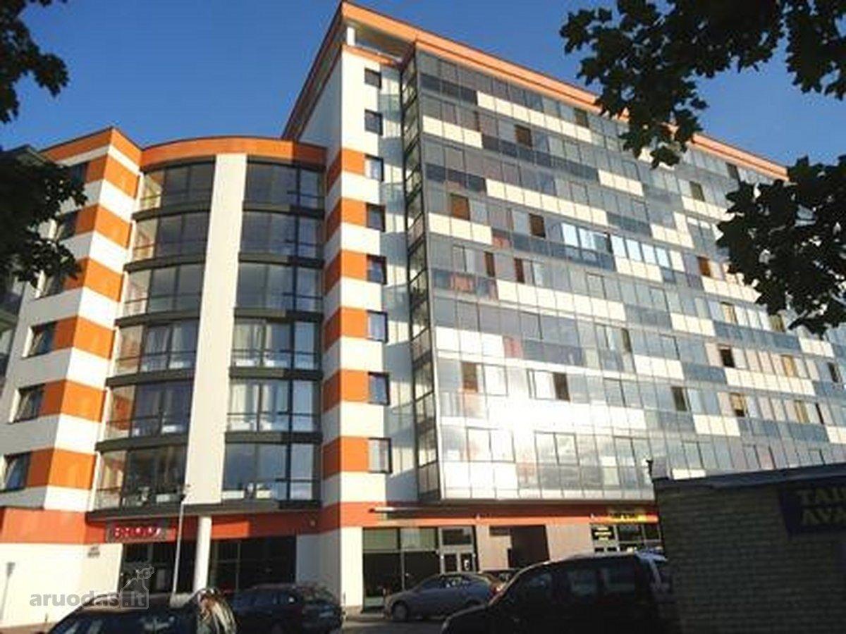 Panevėžys, Kniaudiškis, Klaipėdos g., 2 kambarių buto nuoma