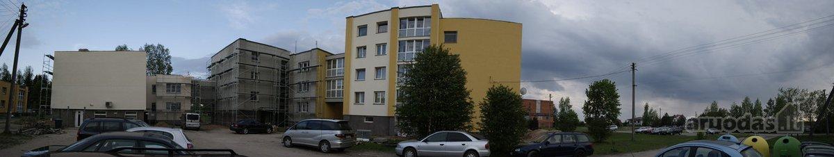 Lazdijų r. sav., Veisiejų m., Ateities g., 2 kambarių butas