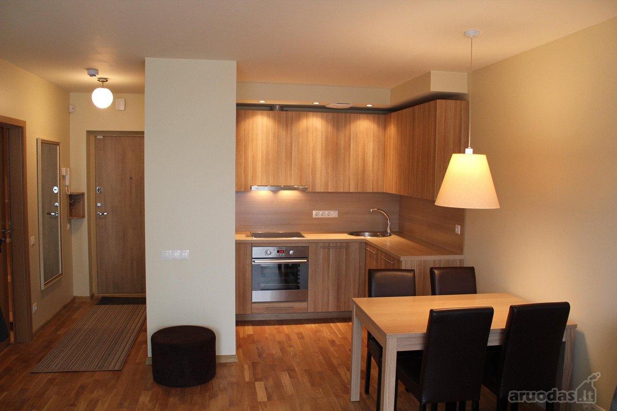 Vilnius, Žvėrynas, Sėlių g., 2 kambarių buto nuoma