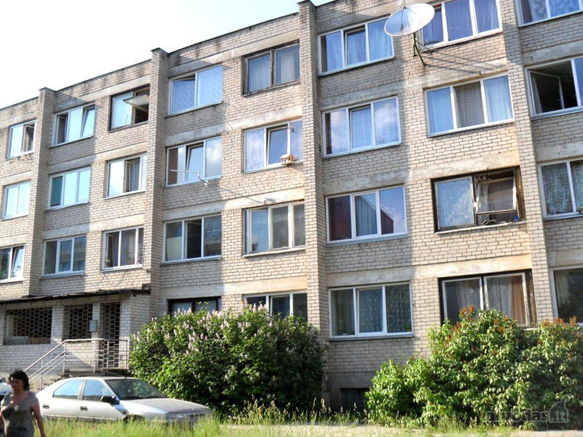 Kaunas, Petrašiūnai, R. Kalantos g., 1 kambario butas