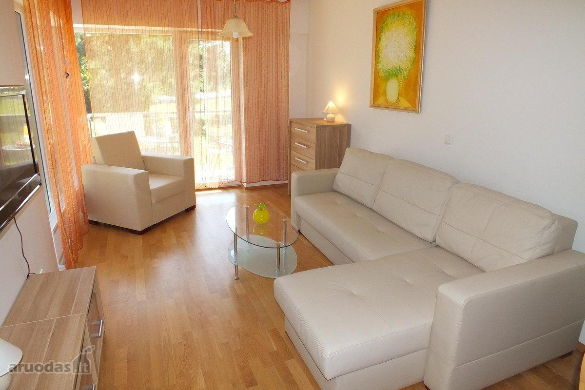 Palanga, Vytauto g., 2 kambarių buto nuoma