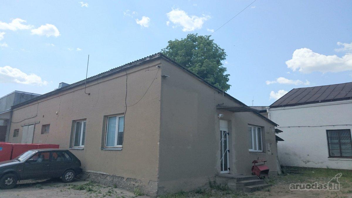 Vilkaviškio m., Vytauto g., biuro, prekybinės, paslaugų, sandėliavimo, maitinimo, kita paskirties patalpos