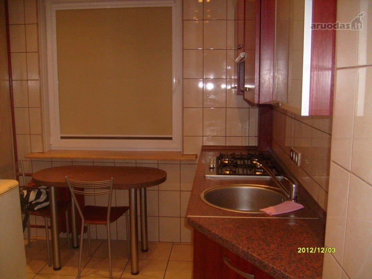 Vilnius, Antakalnis, Antakalnio g., 3 kambarių buto nuoma