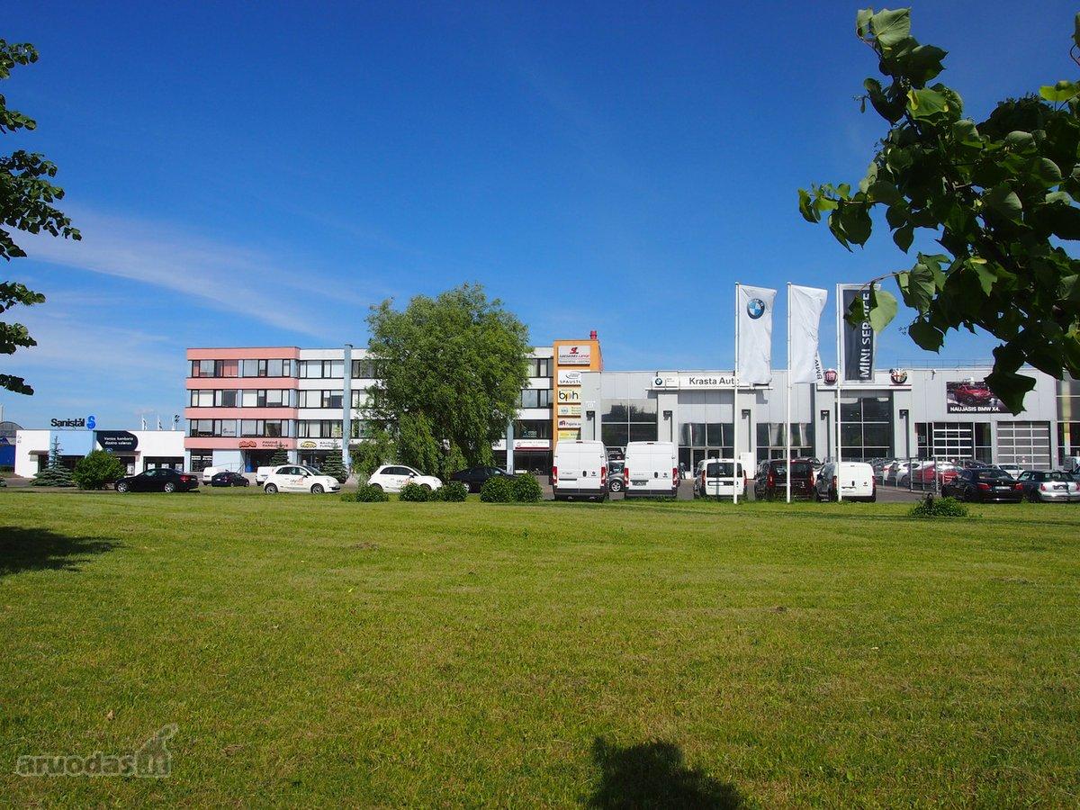 Klaipėda, Debrecenas, Svajonės g., prekybinės paskirties patalpos nuomai