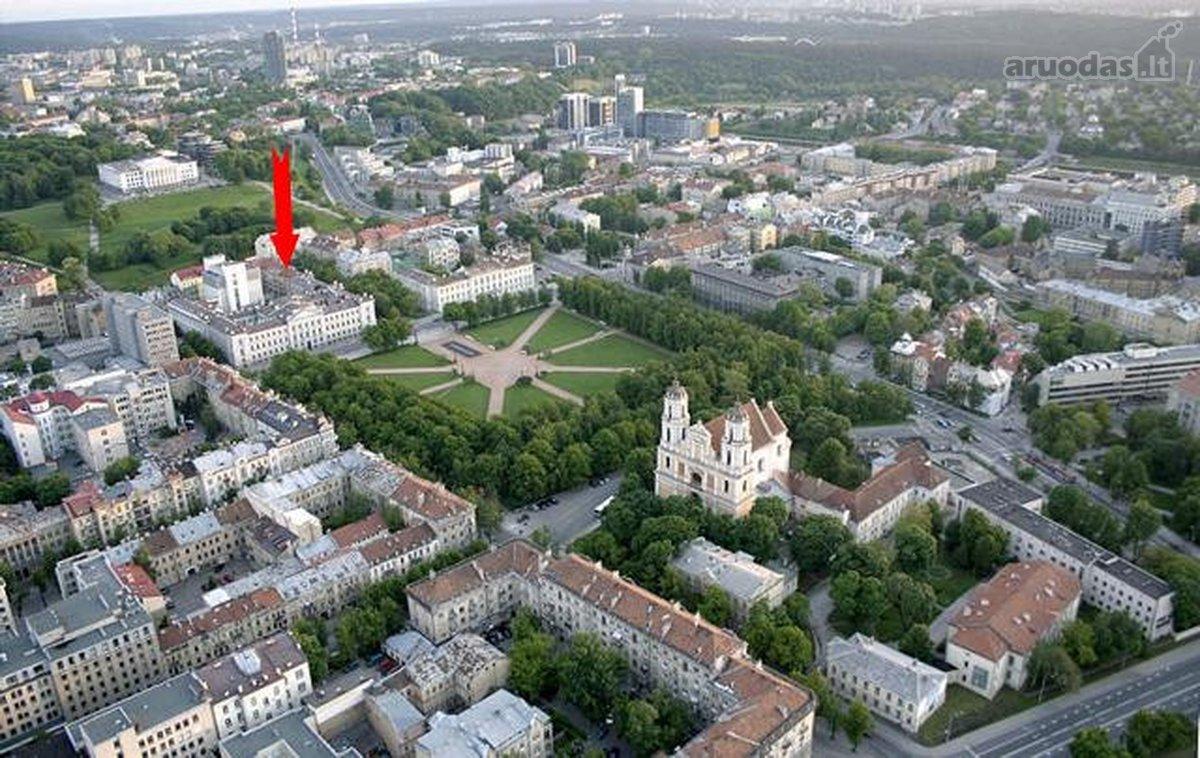 Vilnius, Naujamiestis, Pamėnkalnio g., 1 kambario buto nuoma