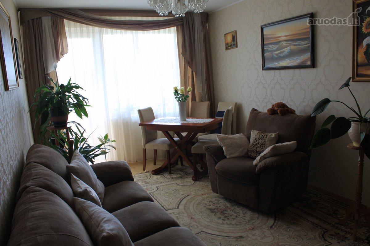 Panevėžys, Molainiai, Molainių g., 2 kambarių butas