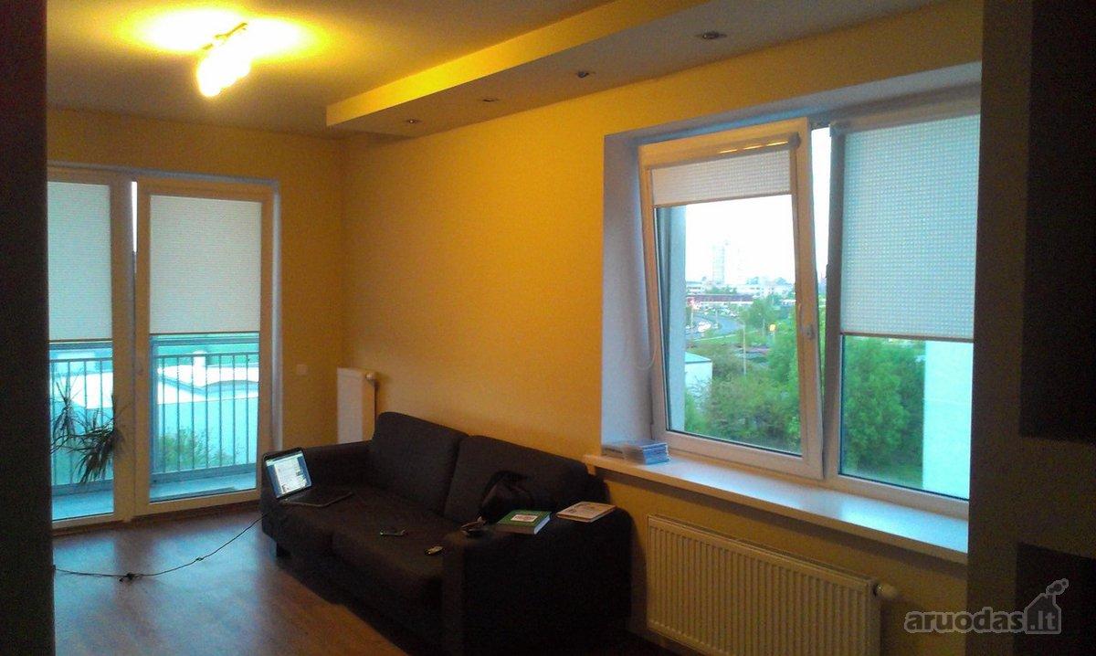 Vilnius, Justiniškės, Taikos g., 2 kambarių buto nuoma
