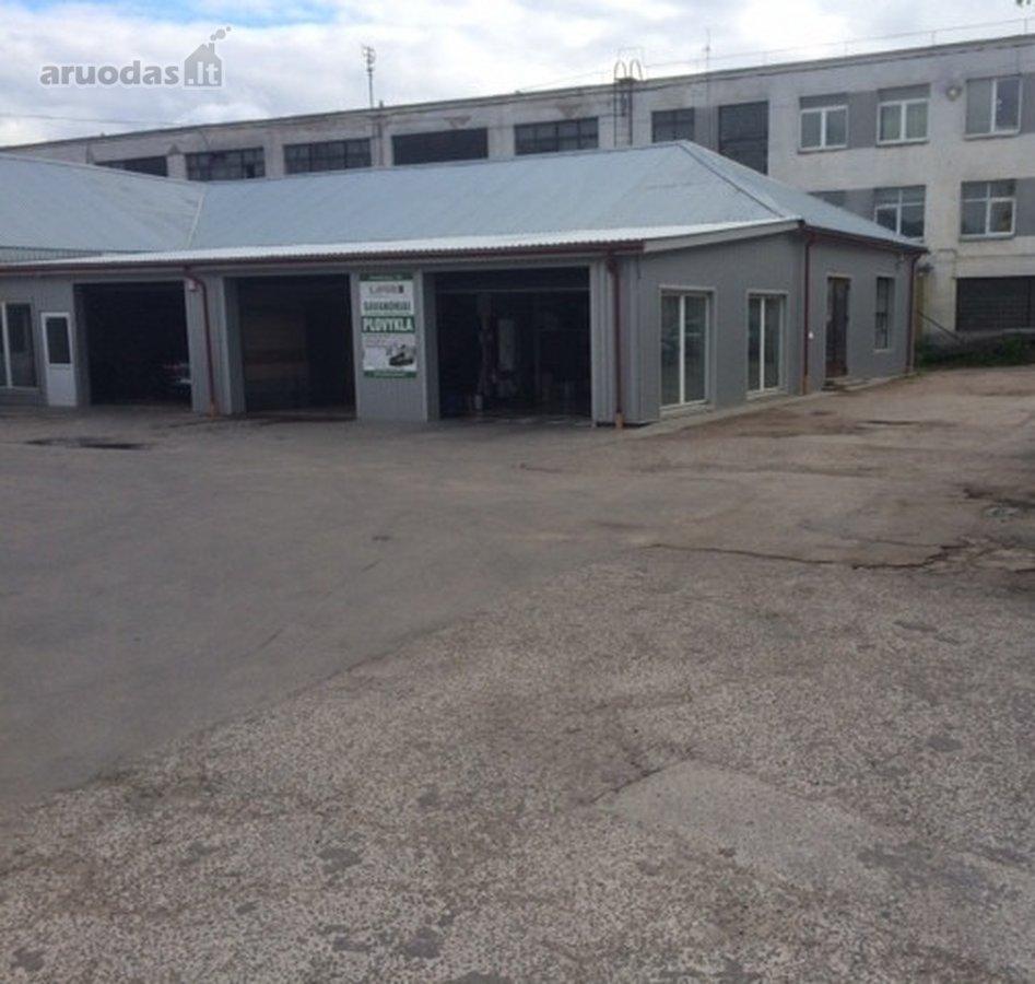 Kaunas, Žaliakalnis, Savanorių pr., biuro, prekybinės, paslaugų, sandėliavimo, gamybinės paskirties patalpos nuomai