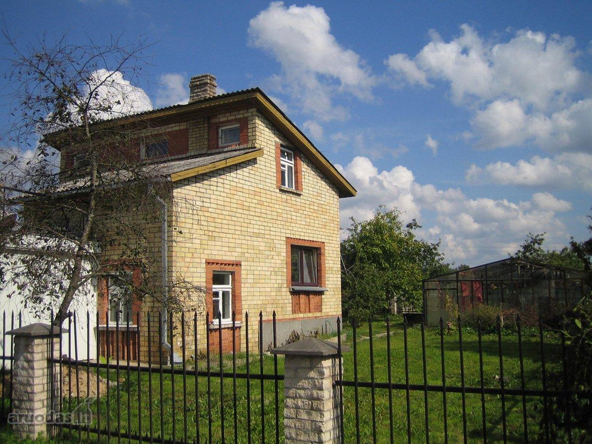 Vilnius, Balsiai, mūrinis namas nuomai