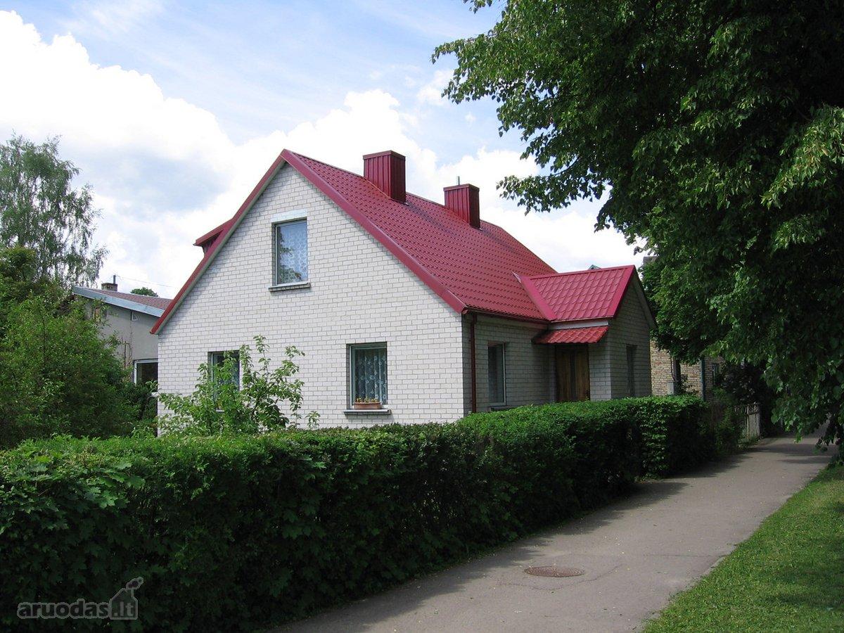 Šiauliai, Centras, Birutės g., mūrinis namas