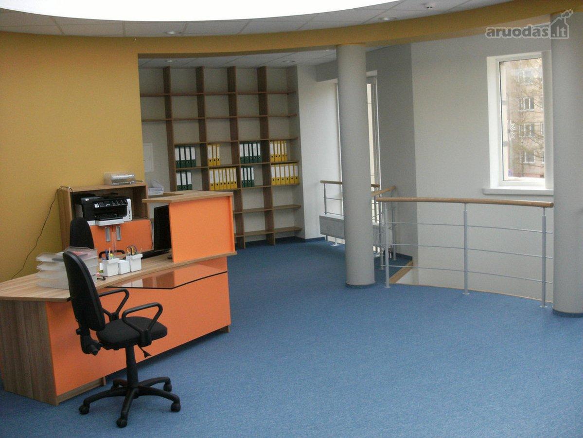 Šiauliai, Šimšė, Vilniaus g., biuro paskirties patalpos nuomai
