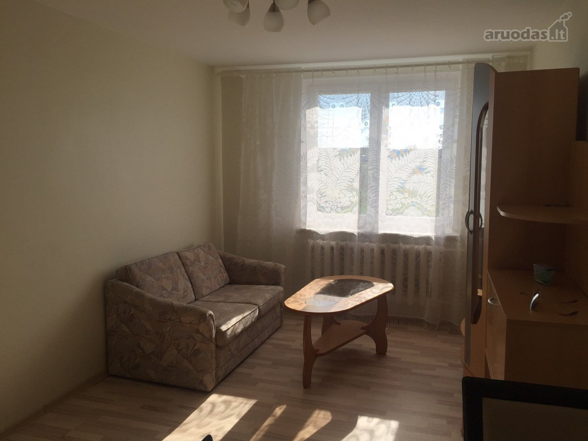 Palanga, Šventoji, Lieknų g., 1 kambario butas
