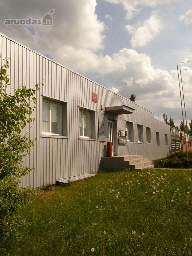 Vilnius, Kirtimai, Metalo g., prekybinės, sandėliavimo, gamybinės, kita paskirties patalpos nuomai