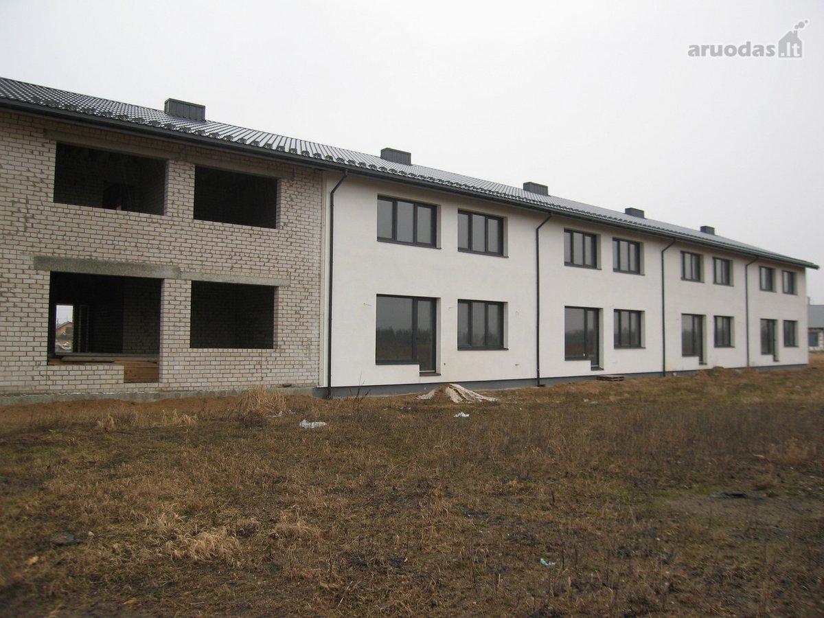 Klaipėdos r. sav., Gargždų m., Vasario 16-osios g., mūrinis sublokuotas namas