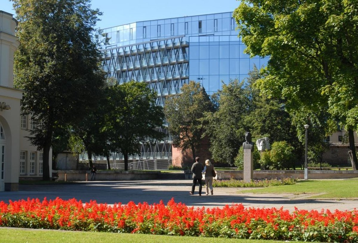 Kaunas, Centras, Kęstučio g., biuro, prekybinės, maitinimo paskirties patalpos nuomai