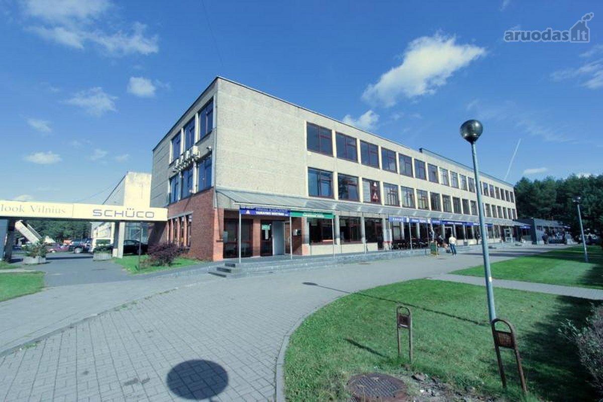 Vilnius, Aukštieji Paneriai, Lentvario g., biuro, prekybinės, sandėliavimo paskirties patalpos nuomai