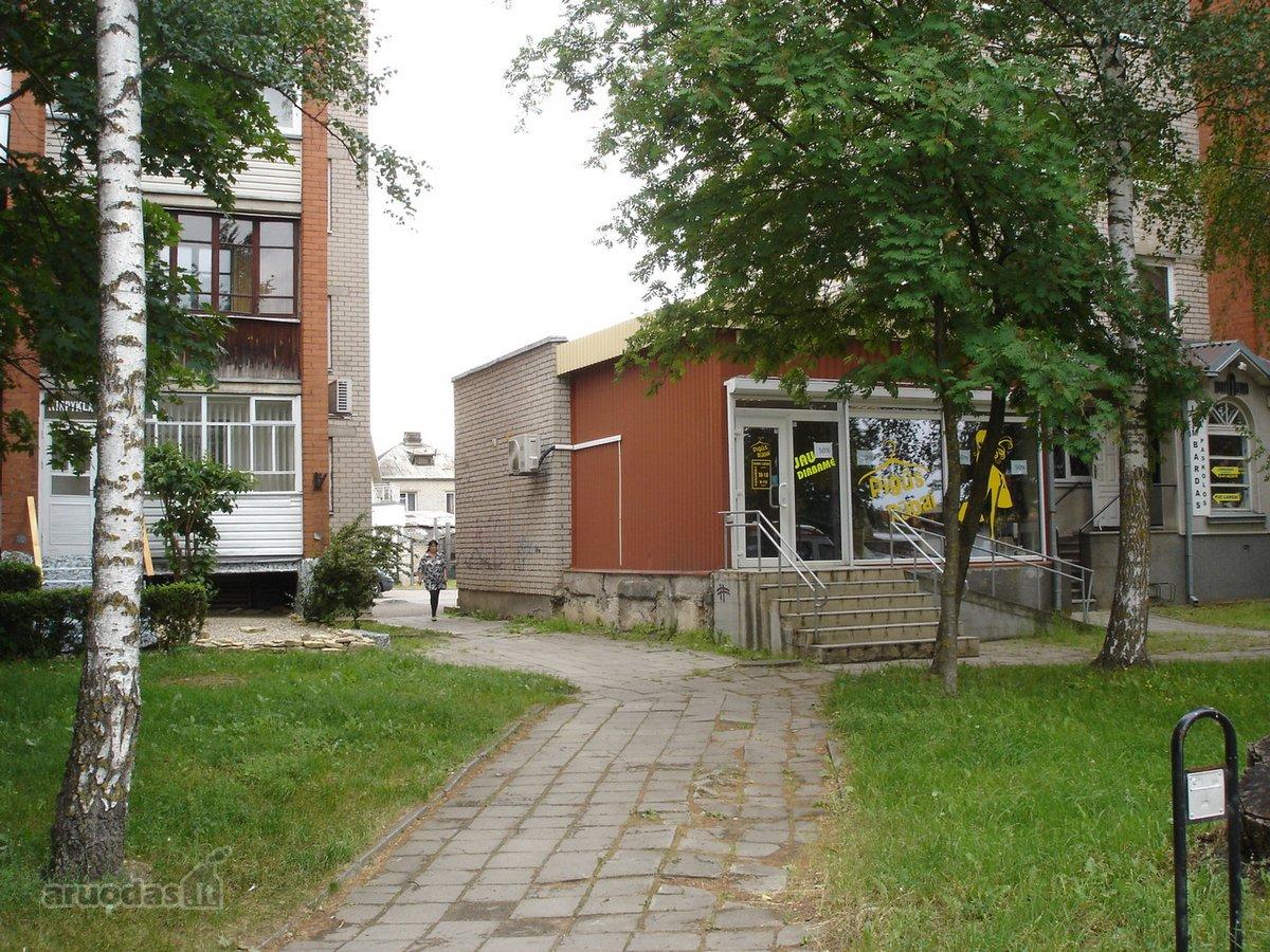 Šiauliai, Šimšė, Vilniaus g., biuro, prekybinės, paslaugų, kita paskirties patalpos nuomai