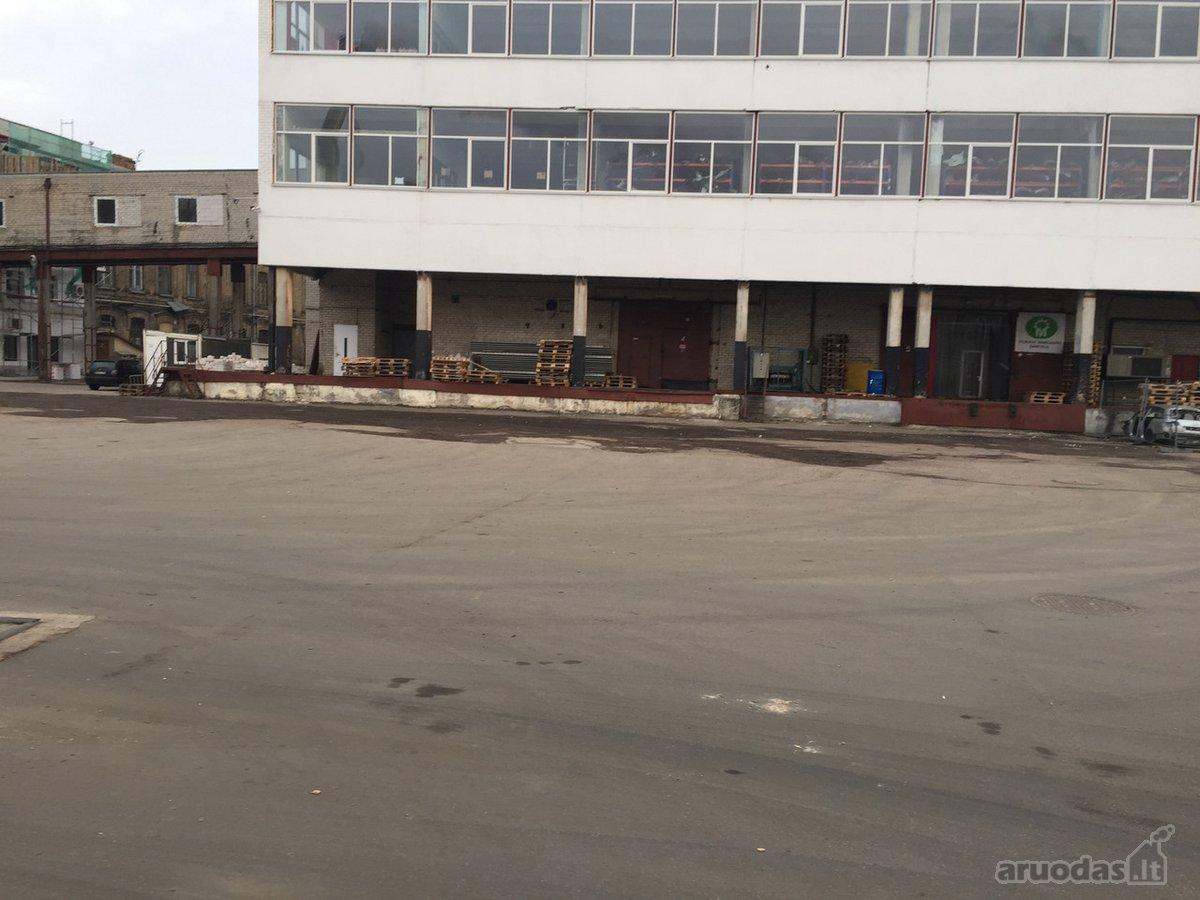Vilnius, Vilkpėdė, Zietelos g., biuro, prekybinės, paslaugų, sandėliavimo, gamybinės, kita paskirties patalpos nuomai
