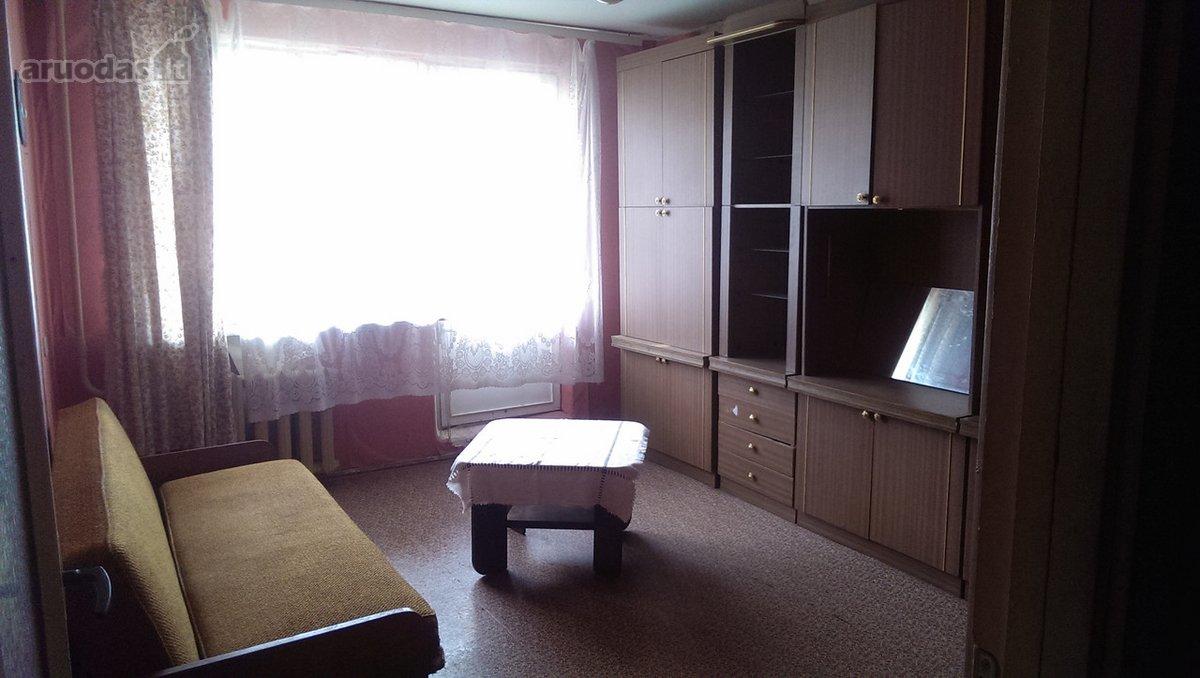 Varėnos m., Dzūkų g., 1 kambario butas