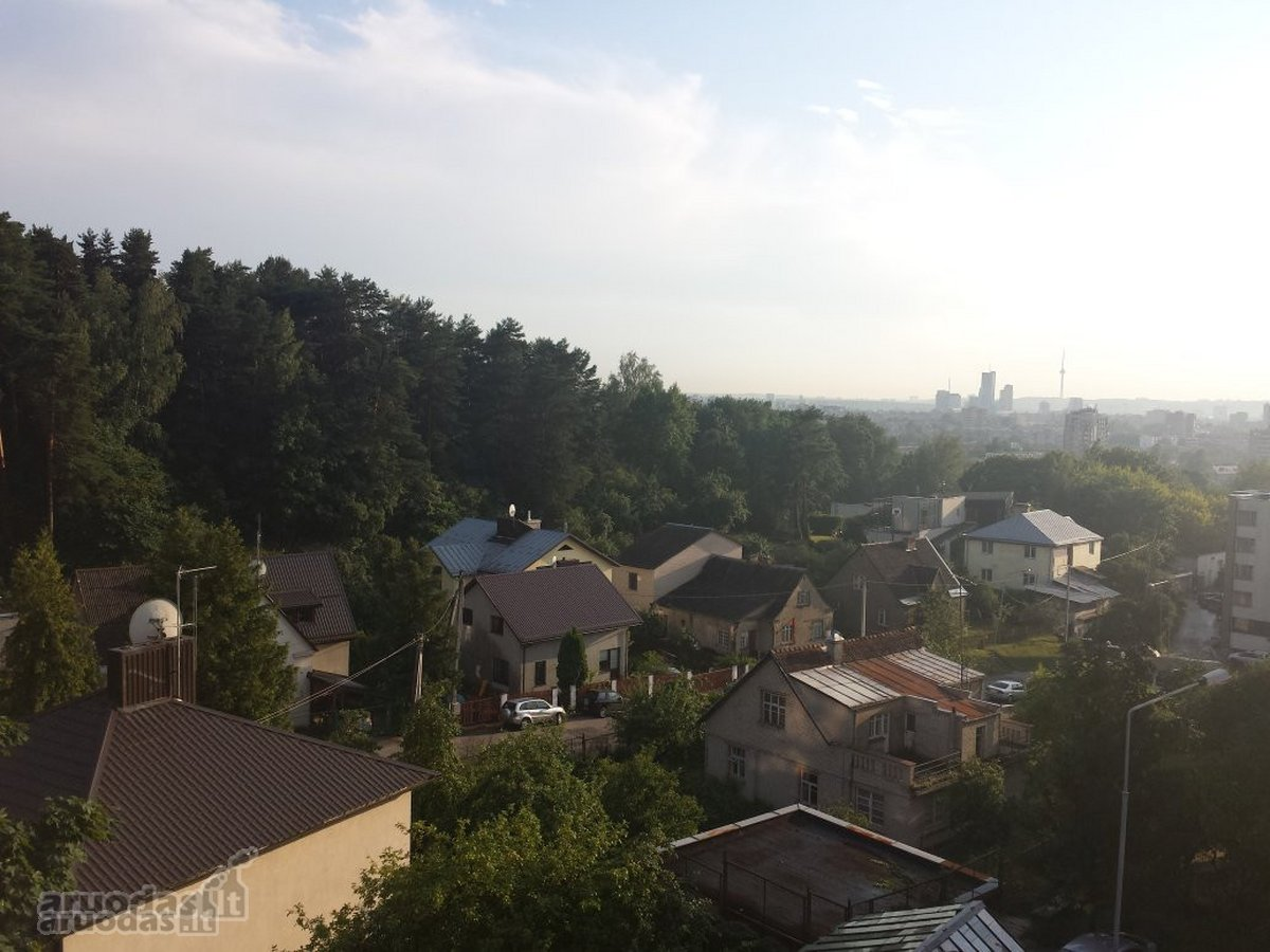 Vilnius, Antakalnis, Kanklių g., 2 kambarių buto nuoma