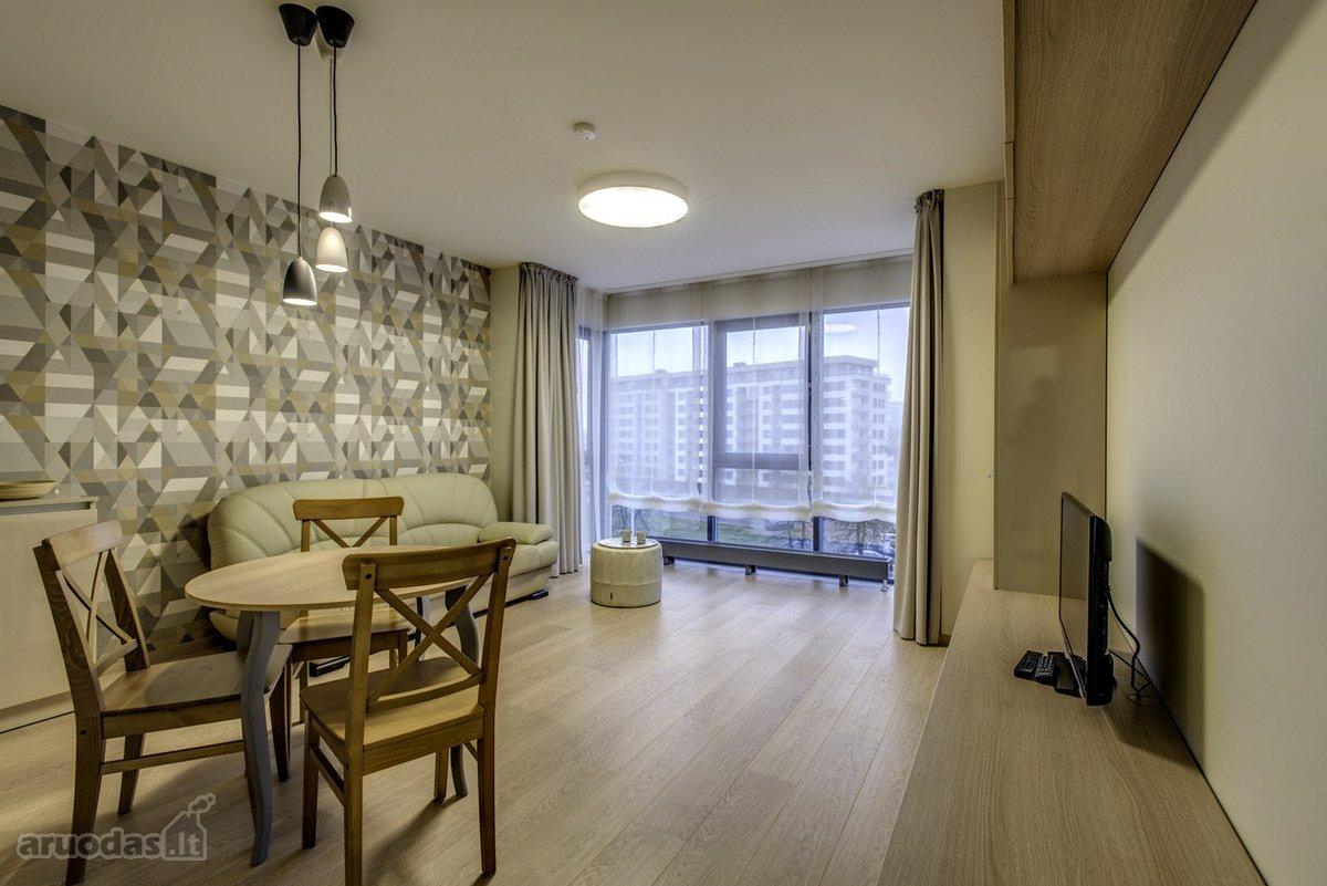 Vilnius, Naujamiestis, Savanorių pr., 2 kambarių buto nuoma