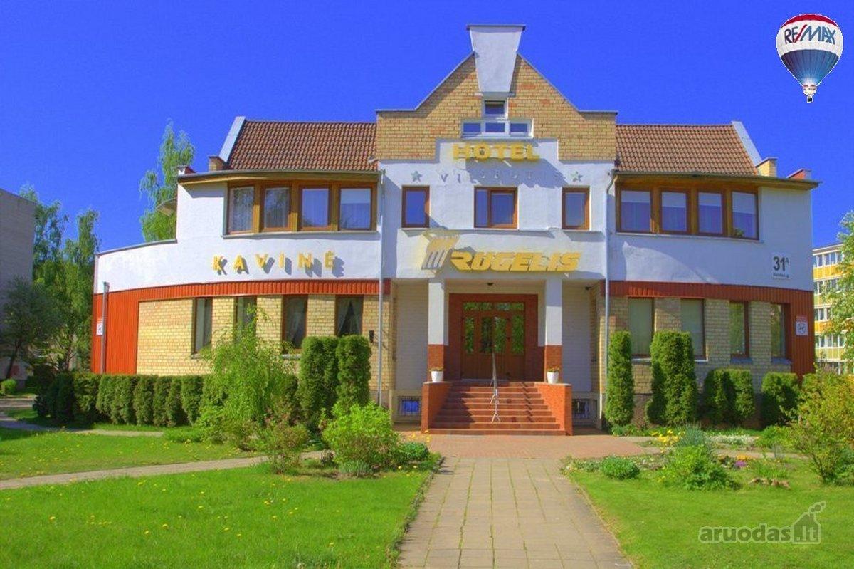 Mažeikių m., Ventos g., Услуг, общественного питания, Другое назначения помещения