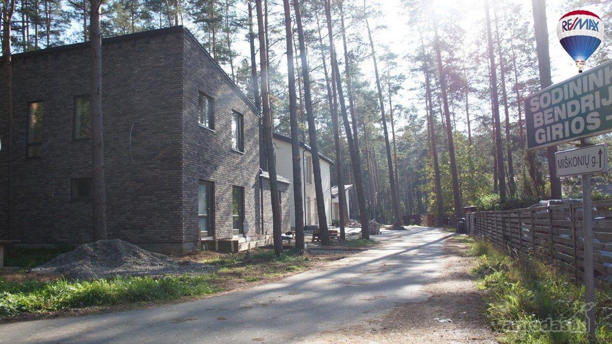 Vilniaus r. sav., Zamečkavo k., namų valdos paskirties sklypas