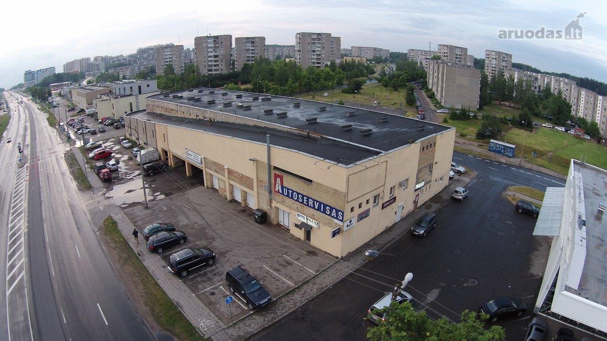 Vilnius, Fabijoniškės, Ukmergės g., prekybinės, paslaugų paskirties patalpos