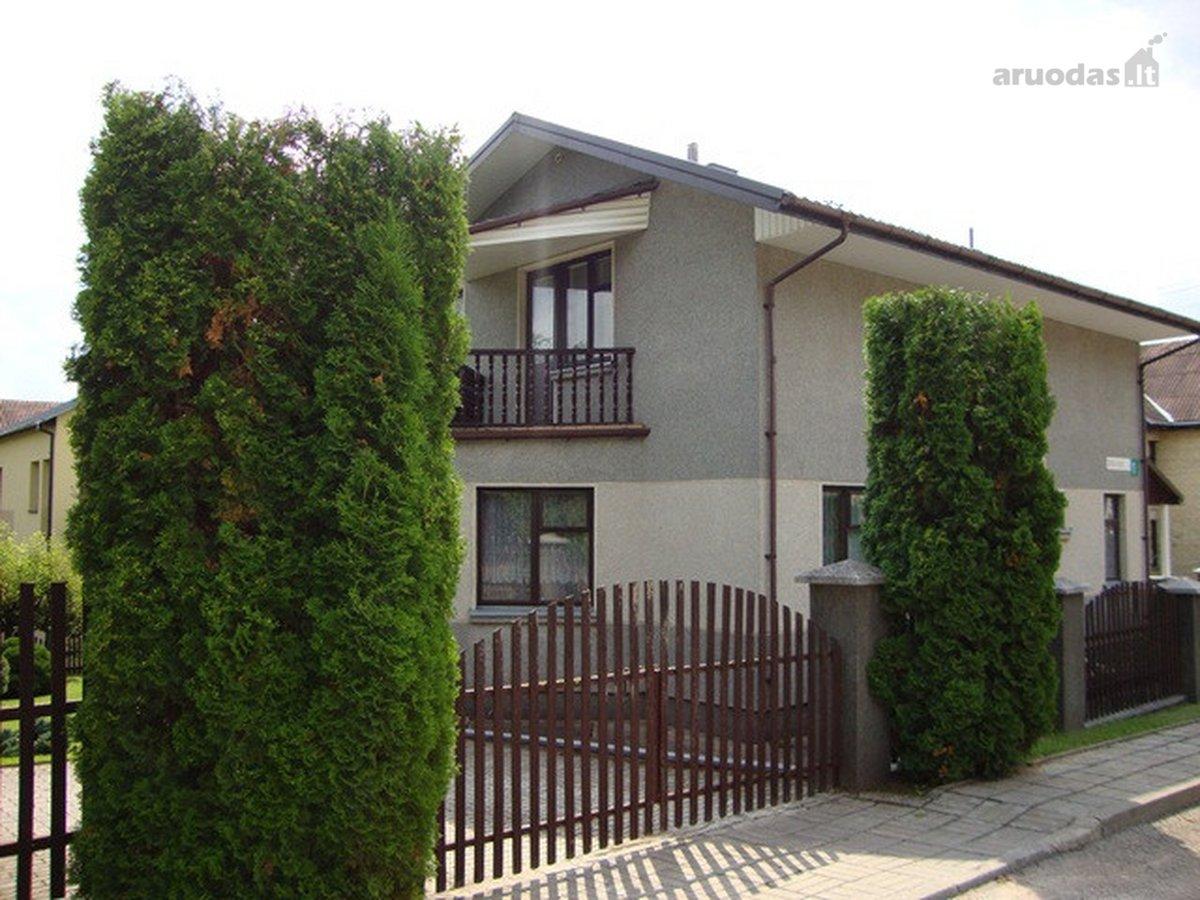 Alytus, Vidzgiris, Eiguvos g., mūrinis namas