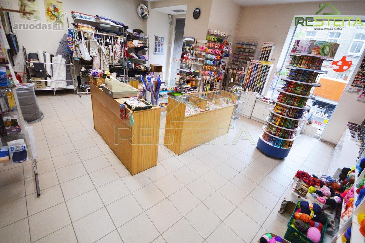 Vilnius, Senamiestis, J. Jasinskio g., biuro, prekybinės, paslaugų paskirties patalpos