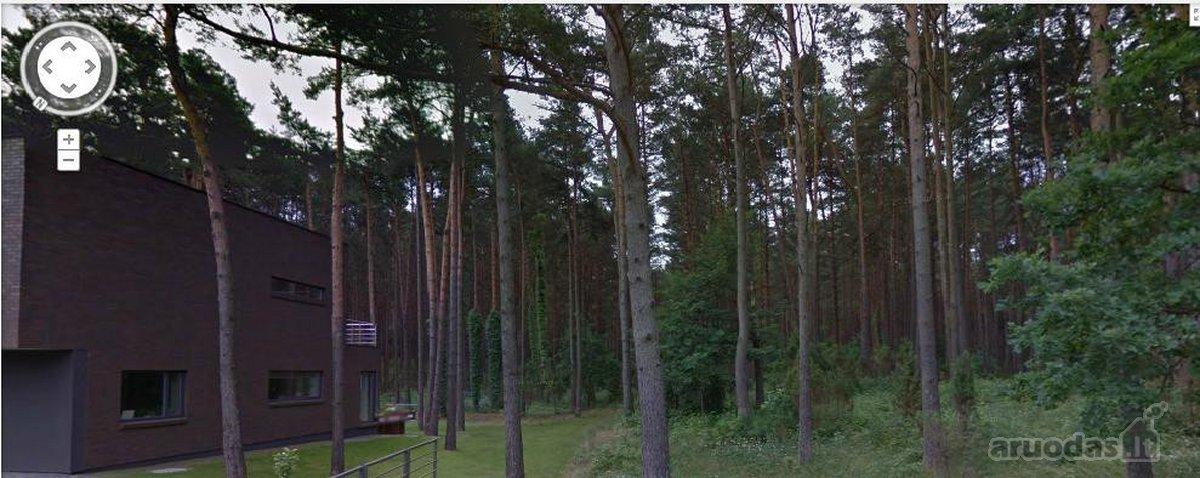 Kauno r. sav., Kačerginės mstl., J. Janonio g., miškų ūkio paskirties sklypas