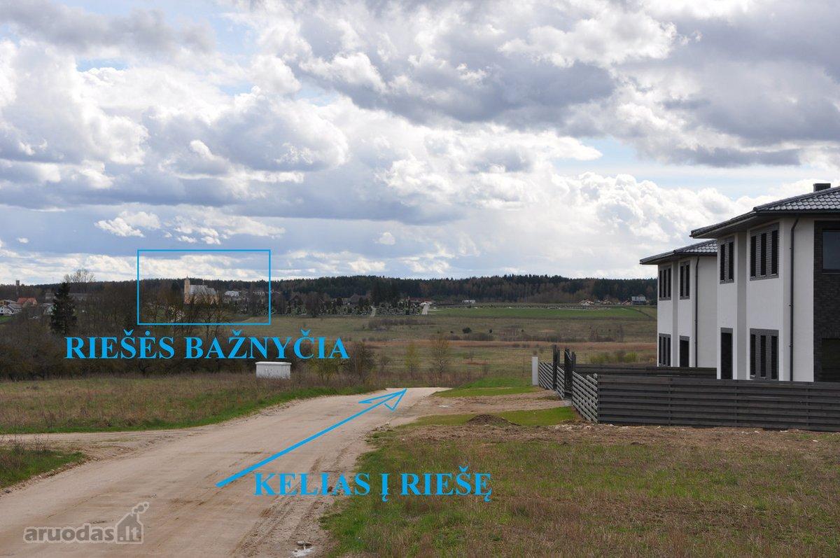 Vilniaus r. sav., Užugriovio k., Pievų g., žemės ūkio paskirties sklypas