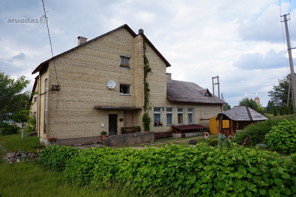 Ignalinos r. sav., Kazitiškio k., Agrastų g., kita paskirties patalpos