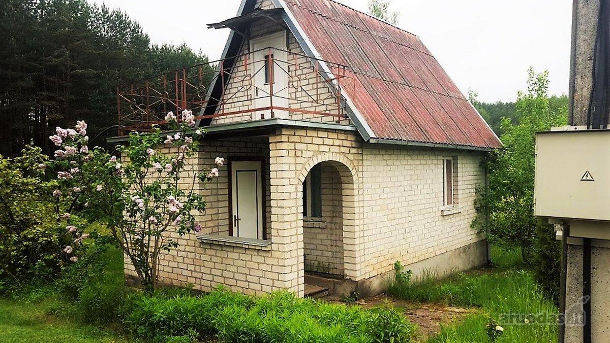 Elektrėnų sav., Girnakalių k., Geibonių g., mūrinė sodyba