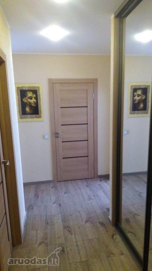 Vilnius, Grigiškės, Kunigiškių g., 3 kambarių butas