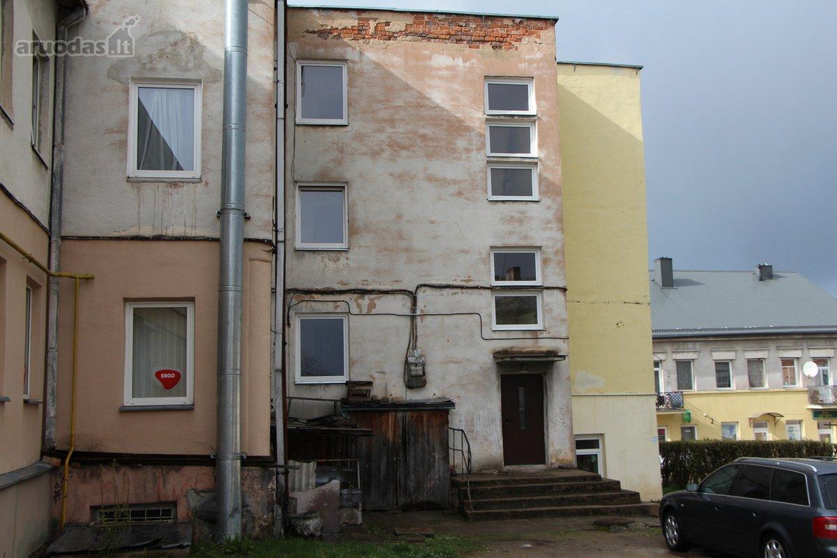 Ukmergės m., Vytauto g., 3 kambarių butas